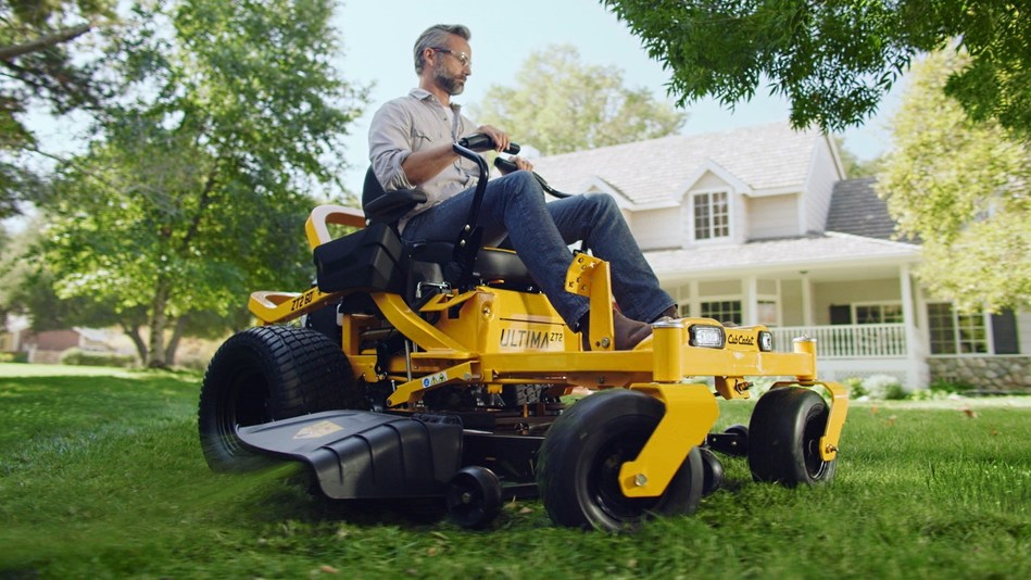 Cub Cadet's latest addition to its residential lawn mower lineup, the Ultima Series of zero-turn lawn mowers, is changing the game for the residential zero-turn category. An unmatched combination of strength, durability, comfort, cut quality, and style, the Ultima Series raises the bar to deliver the ultimate all-around mowing experience for homeowners.