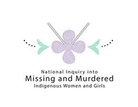 Logo: National Inquiry into Missing and Murdered Indigenous Women and Girls (CNW Group/Commission of Inquiry into Missing and Murdered Indigenous Women Girls) (CNW Group/Commission of Inquiry into Missing and Murdered Indigenous Women Girls)