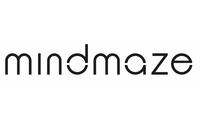 MindMaze logo (www.mindmaze.com) (PRNewsFoto/MindMaze)