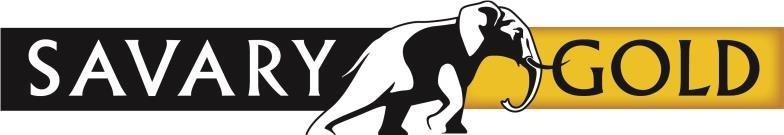 Logo: Savary Gold (CNW Group/SEMAFO)