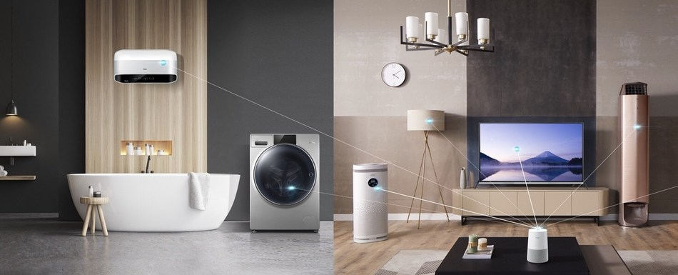 Haier to Unveil 7-Brand Smart Home Solution for Global Users to Customize Their Smart Life at AWE 2019.