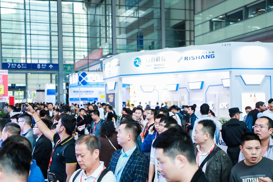 The scene of SIGN CHINA 2019 - Shenzhen