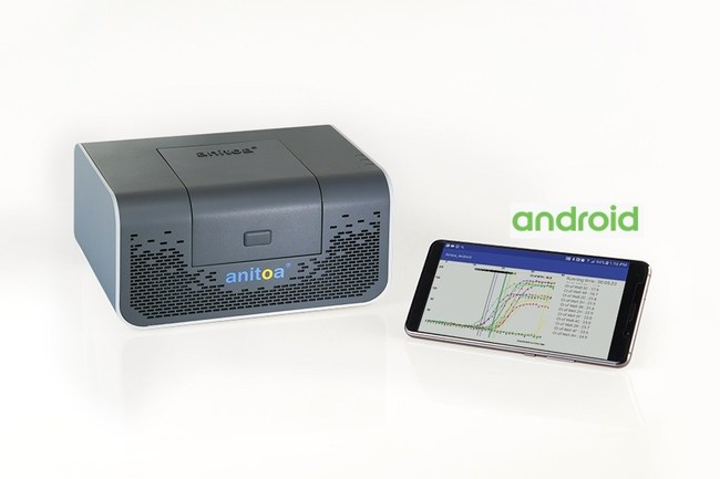 Android Apps for Maverick qPCR Family
