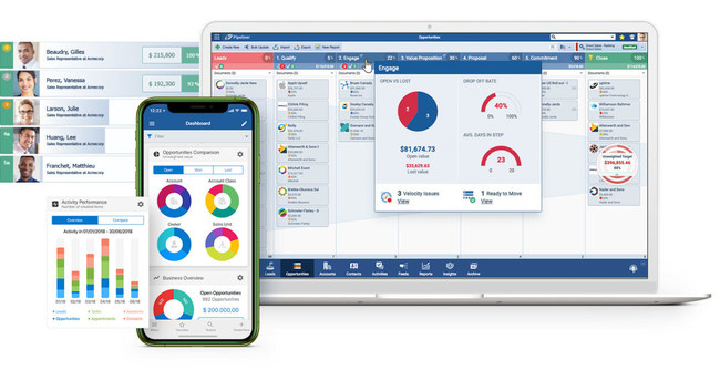 Pipeliner: The Better CRM