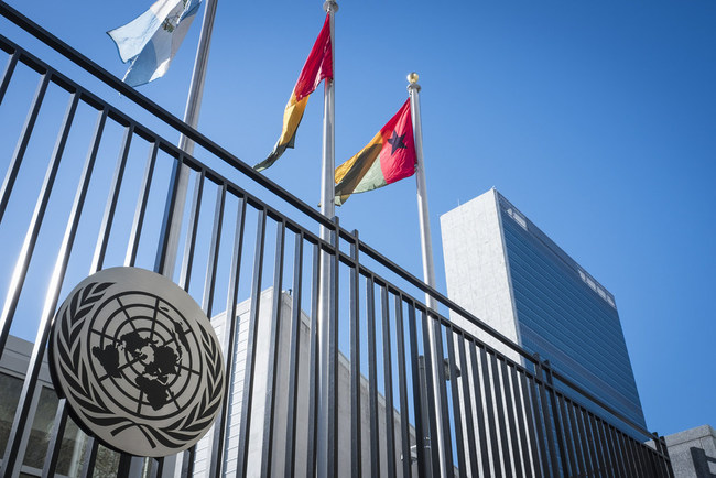 Blockchain is Triggering a Wake Up Call at the United Nations
