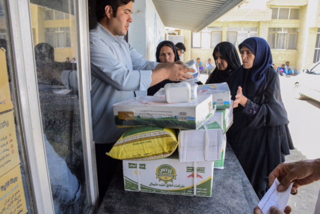 2.6 MN Food Baskets Distributed Among Malnourished Mothers by Alavi Foundation