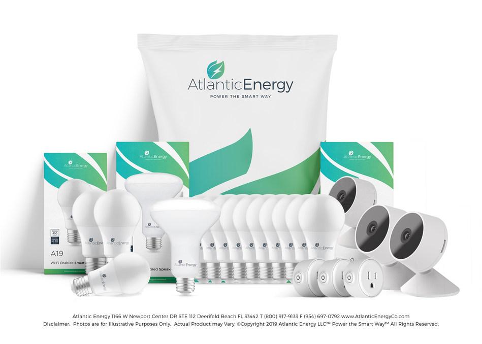Atlantic Energy Residential Smart Home Bundle