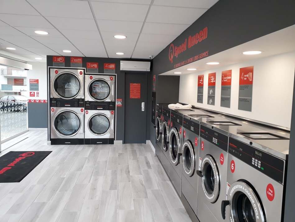 Other existing laundries - Angers, France