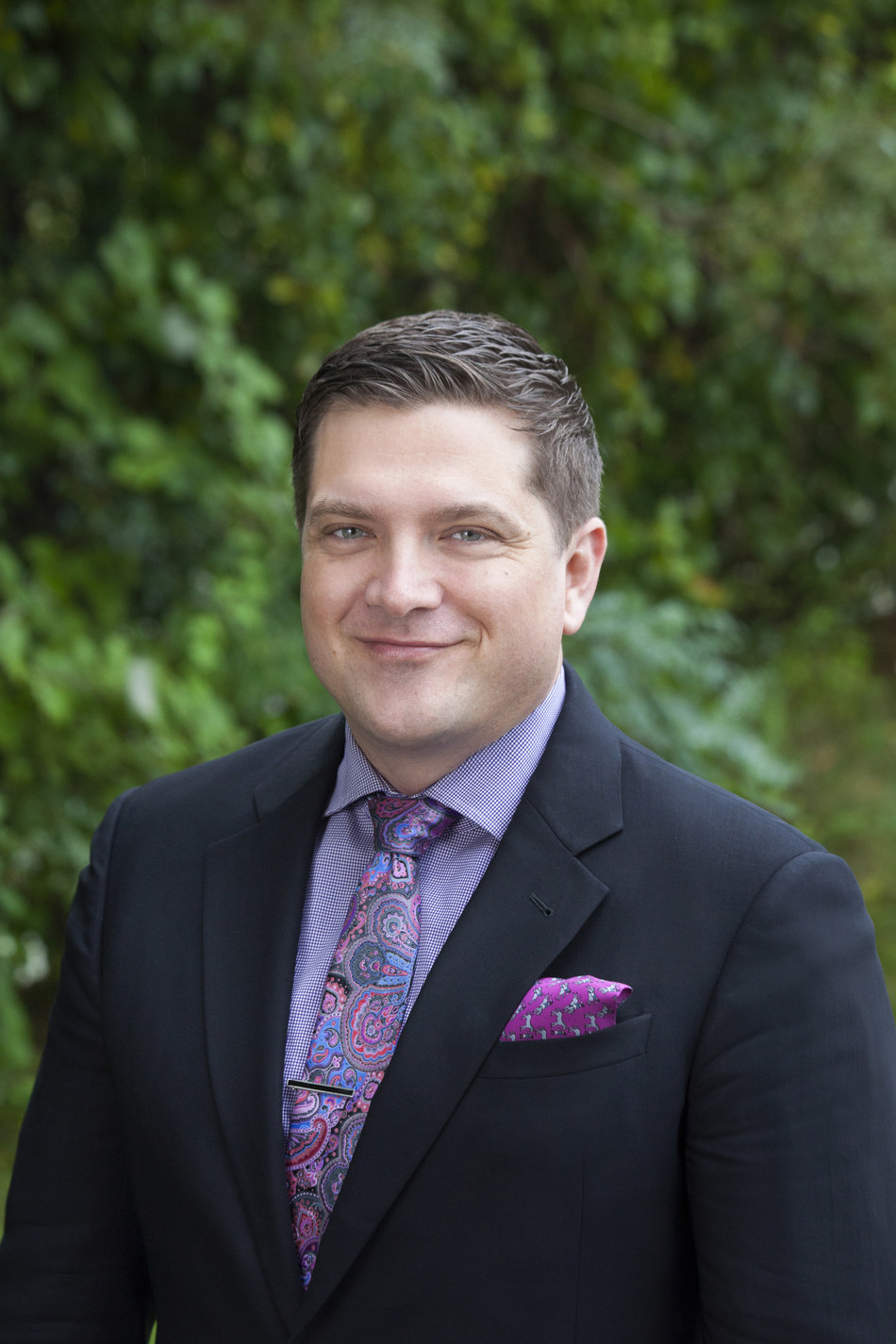 Andrew Burki, Founder of Life of Purpose and Director of Public Policy