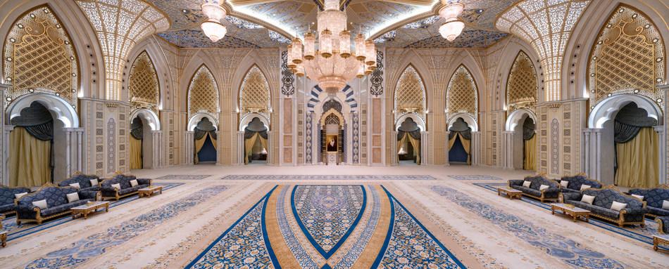Al-Barza (PRNewsfoto/Qaser Experiences)