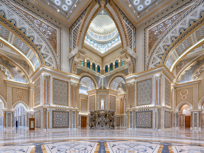 The Great Hall (PRNewsfoto/Qaser Experiences)