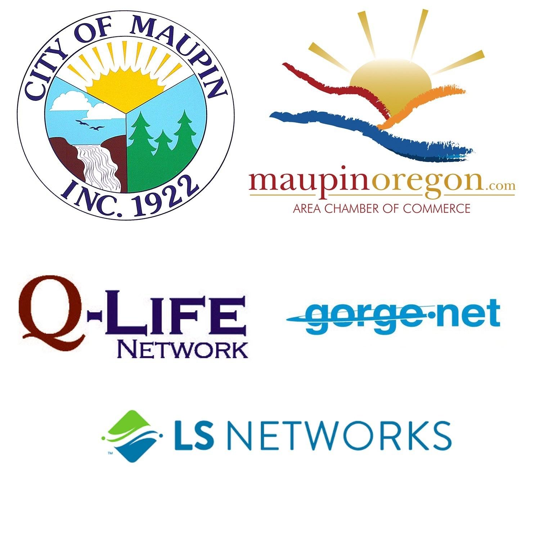 Maupin, Oregon, Q-Life, Gorge.Net and LS Networks partner on 1-gigabit broadband network, bridging the digital divide