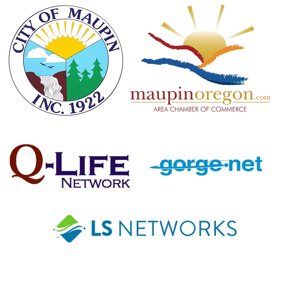 Maupin, Oregon, Q-Life, Gorge.Net and LS Networks partner on 1-gigabit broadband network, bridging the digital divide
