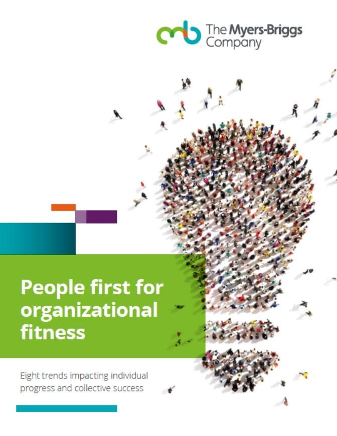 "The Myers-Briggs Company's Global Trends Report looks at artificial intelligence, gender and ""always-on"" culture in the workplace. Download your copy of the report at www.themyersbriggs.com/trends"