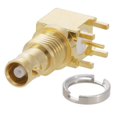 L-com now Stocks 12G-SDI, HD-BNC Connectors for use in Broadcast Video Applications