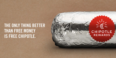 Chipotle partners with Venmo on ChipotleRewardMe.com to launch loyalty program by giving away free money