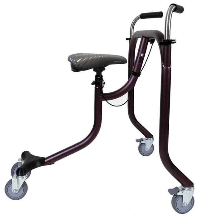 BiKube: Hands-free Mobility Aid (CNW Group/Bikube)