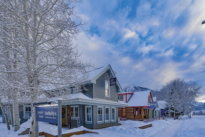 Crested Butte's office, located at 401 Elk Avenue in Crested Butte, CO.