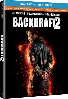 From Universal Pictures Home Entertainment: Backdraft 2