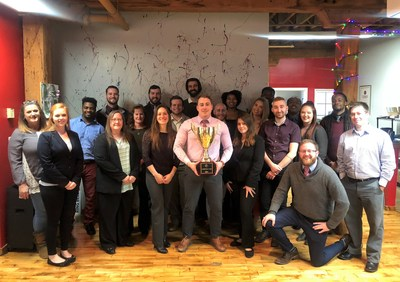St. Louis-based Gateway Sales Consulting earns first-ever Campaign Cup.