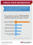 Survey: 1 in 3 Job Candidates in Canada Removed from Consideration Following Reference Checks