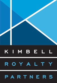 Kimbell Royalty Partners Logo (PRNewsfoto/Kimbell Royalty Partners, LP)