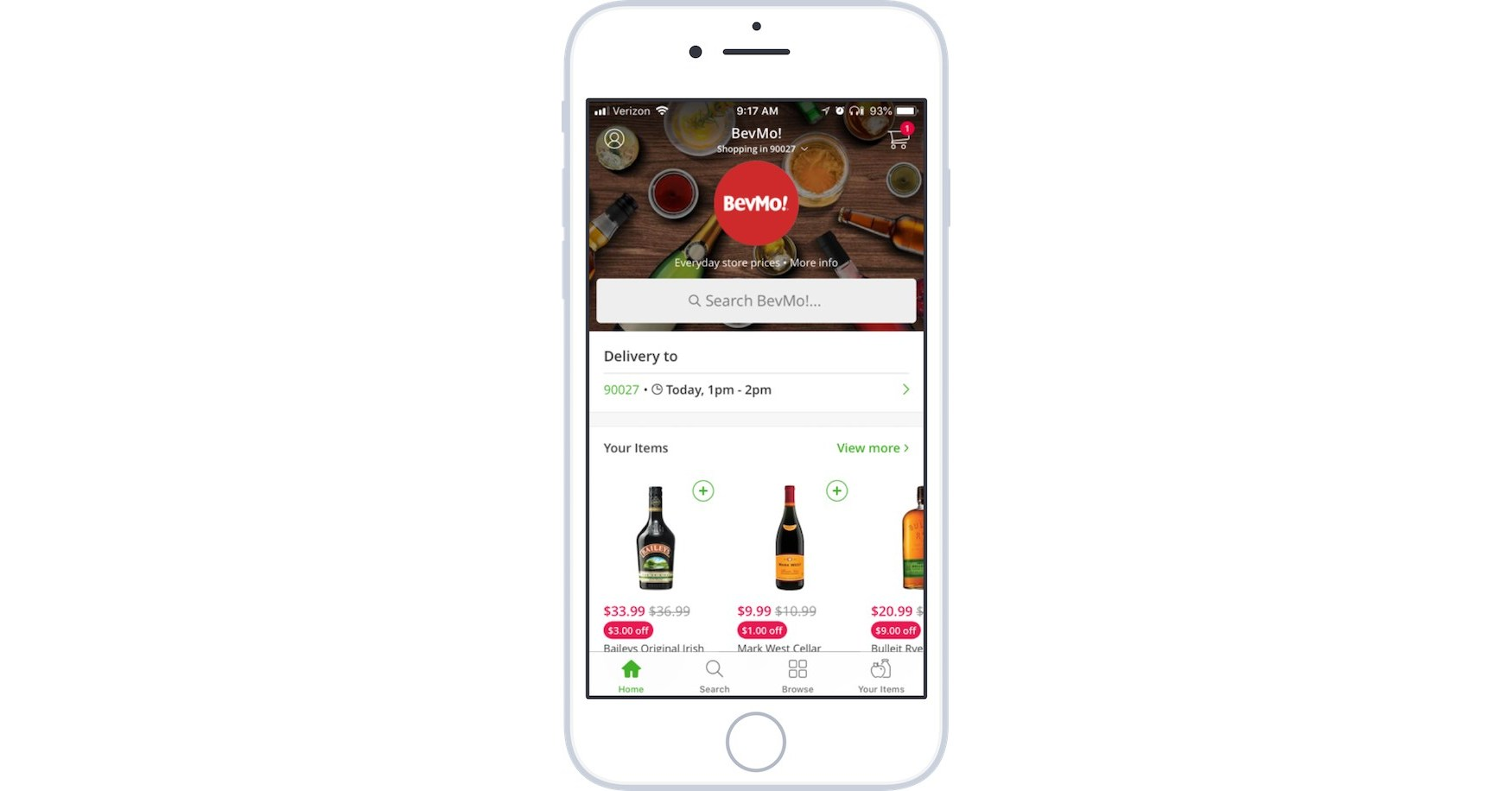 Instacart Expands Alcohol Delivery Experience for Customers