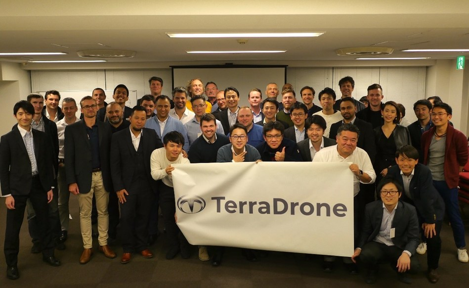 Delegates of Terra group from over 20 countries