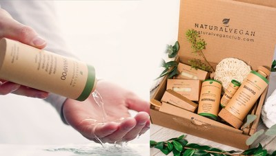 The worlds first paper bottle - a solution to the plastic crisis. Made by a bodycare company but applicable to drinking water and all industries.