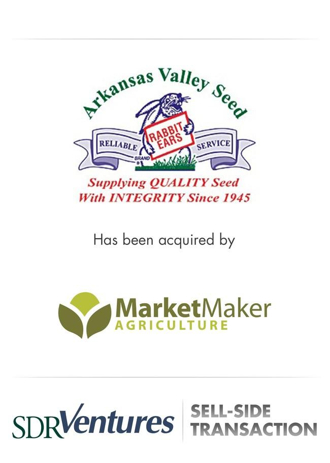 Arkansas Valley Seed - Sell-Side Transaction