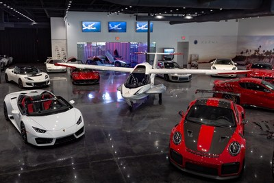 Prestige Imports and ICON Aircraft Partner to Showcase the