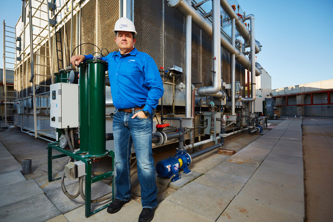 Dynamic Water Technologies' CEO, Mike Boyko, was recently featured in the Phoenix Business Journal. The article quoted the chief corporate engineer of Banner Health in saying that the planned implementation of the Dynamic Water technology this year in 18 facilities in their portfolio is projected to save in excess of 104 million gallons of water annually.