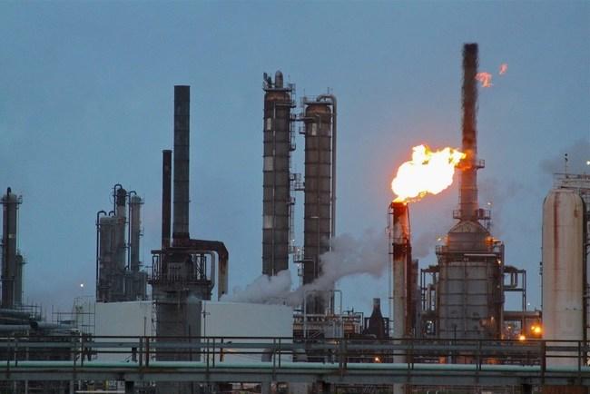 Oil Refinery-Mesothelioma