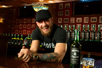 Conor McGregor's Proper No. Twelve Irish Whiskey Launches In Australia