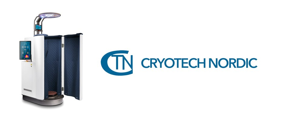 The world leader in cryotherapy cabins announces tokenised equity offering (PRNewsfoto/Cryotech Nordic)