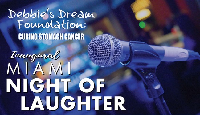 DDF's Inaugural Miami Night of Laughter will take place on March 31, 2019, at the Miami Improv at CityPlace Doral and will feature comedy from actor and comedian Carl Rimi.
