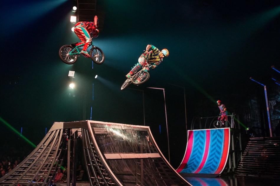 Cirque du Soleil Brings VOLTA, Its Newest Big Top Production,  To Washington, DC Area!