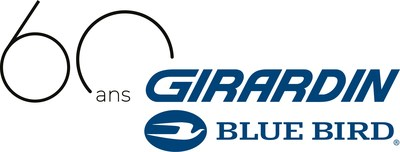 Logo : Girardin 60 ans (Groupe CNW/Girardin Autobus Inc)