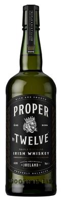 Conor McGregor and Proper No. Twelve Irish Whiskey