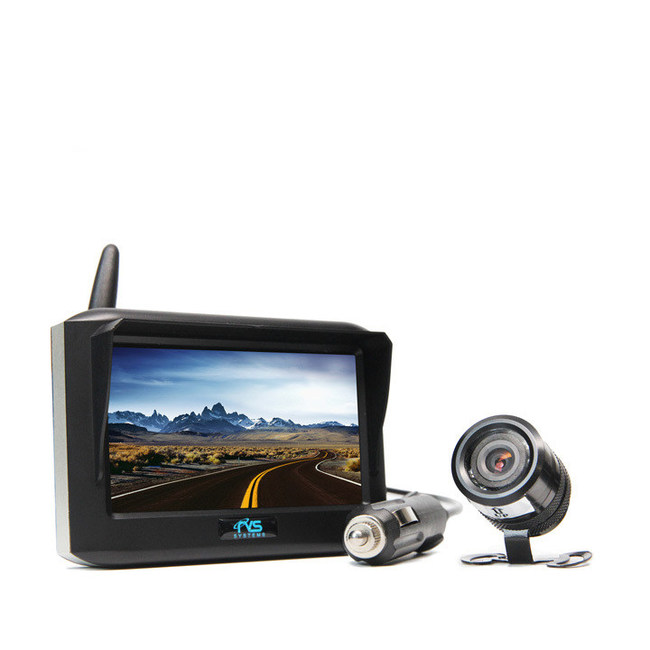 RVS-091406 Wireless Backup Camera System With Cigarette Lighter Adapter
