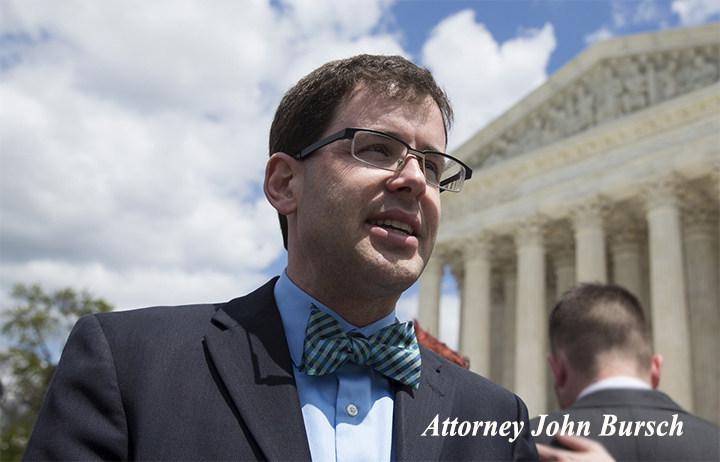 Attorney John Bursch