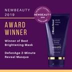 NewBeauty Reveals DefenAge® 2-Minute Masque As Beauty Choice Awards Winner