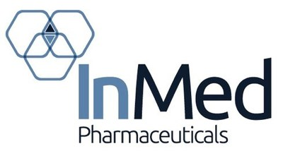 Logo: InMed Pharmaceuticals Inc. (CNW Group/InMed Pharmaceuticals Inc.)