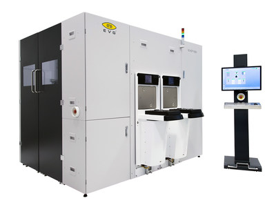 EVG150 automated resist processing system.