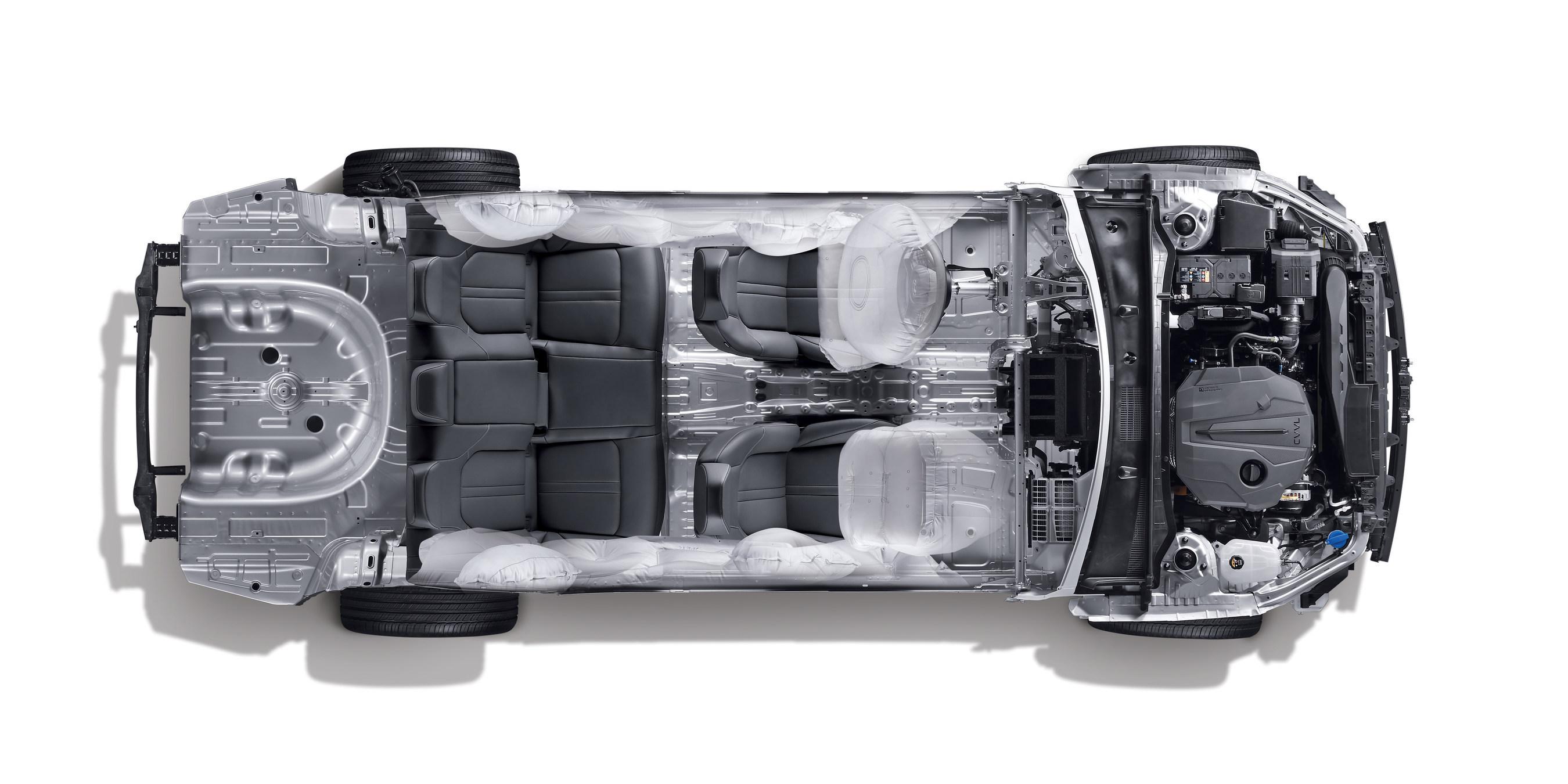 All-New 2020 Sonata Implements Third-Generation Vehicle Platform