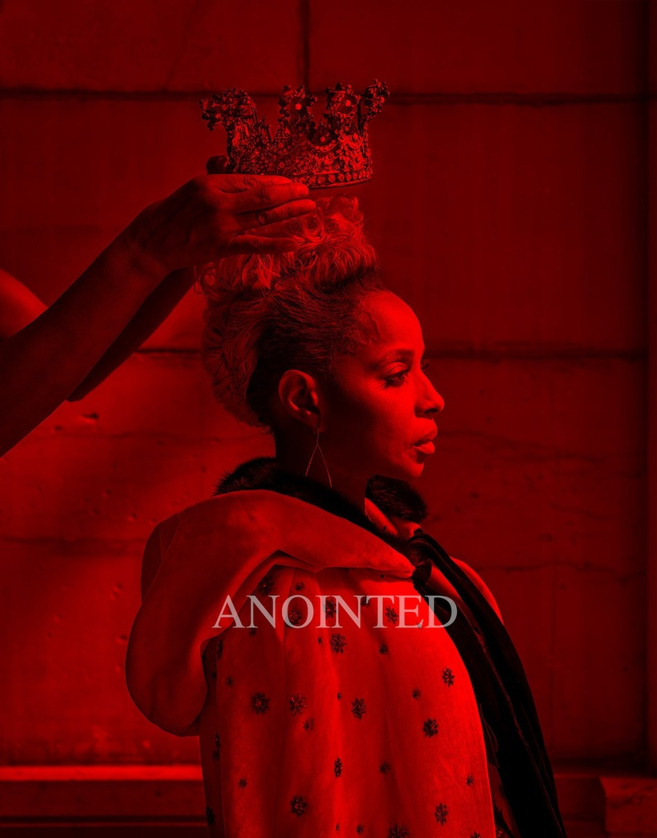 Carrie Mae Weems Anointed, 2017. Courtesy the artist and Jack Shainman Gallery, New York. (CNW Group/Scotiabank)