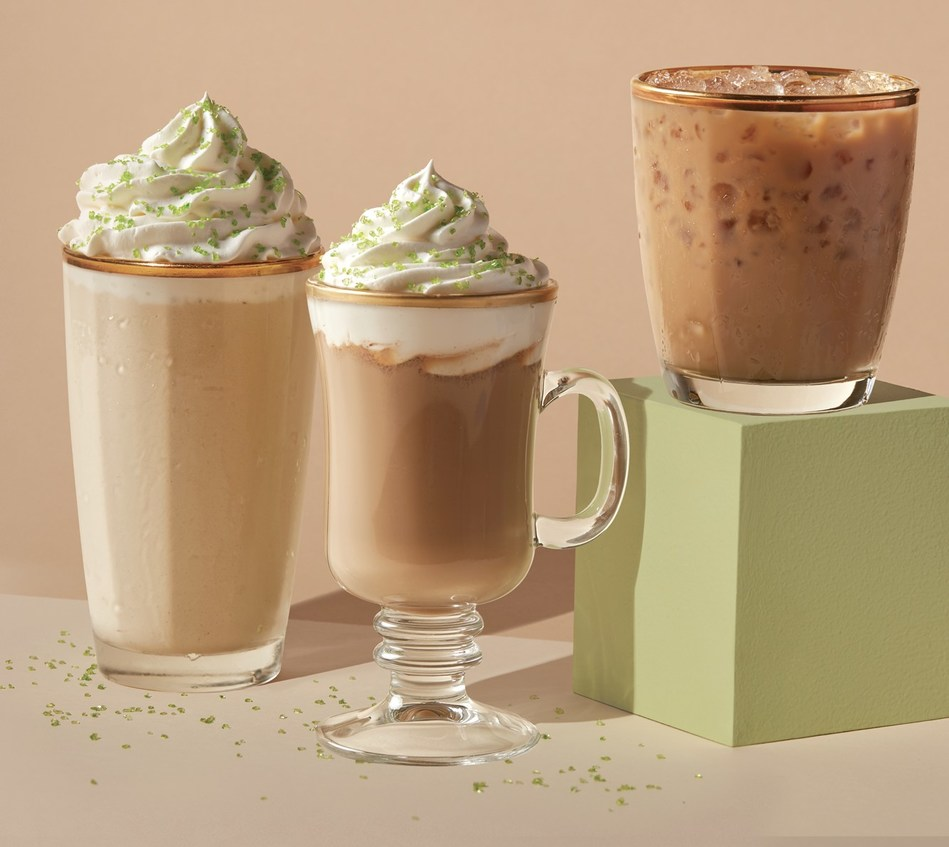The Coffee Bean & Tea Leaf Adds Irish Cream Latte