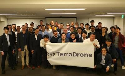 Delegados del grupo Terra provenientes de más de 20 países