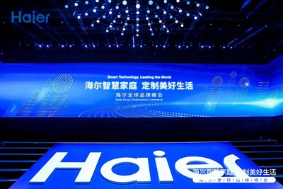 Haier Hosts its Globalization Conference at Shanghai that Continued its Journey to Lead the World with Latest Smart Home Technology.