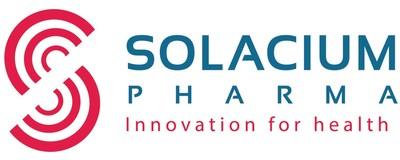 Solacium logo (PRNewsfoto/Solacium)